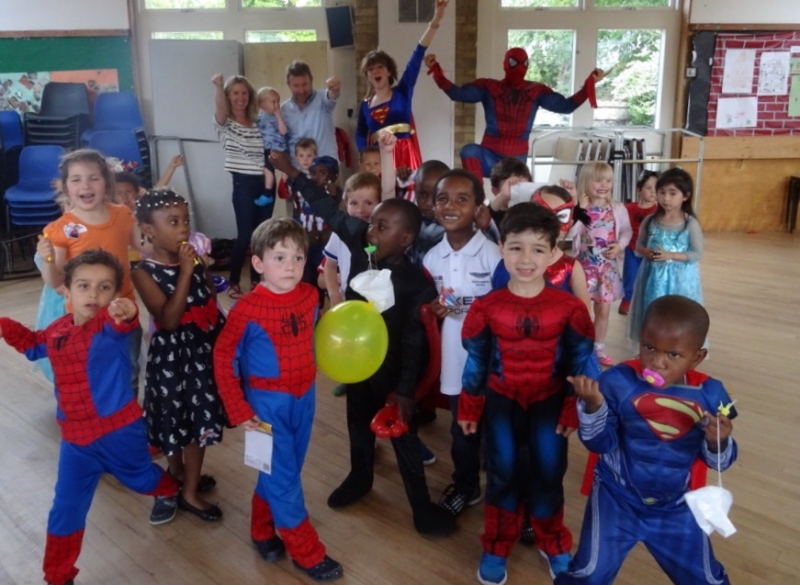 13th July 2015 - Superhero - image1