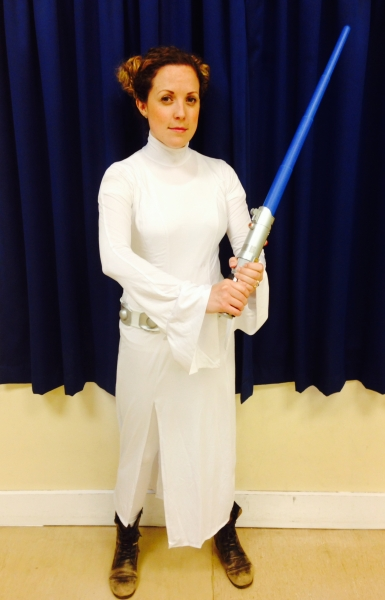 Princess Leia Party