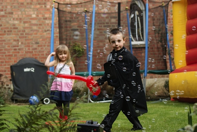 Darth Vader Party