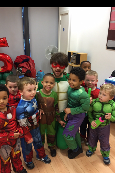 Simon Turtle
