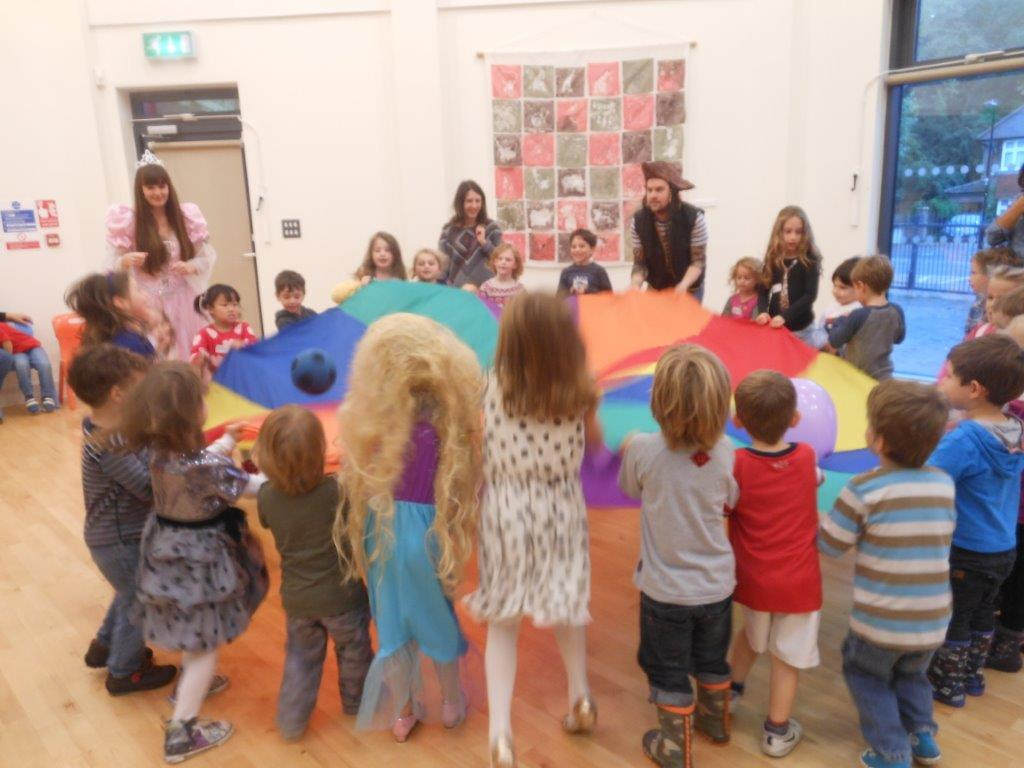 Corporate Party Kids