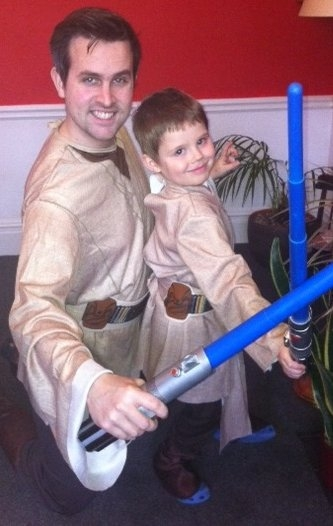 Jedi Children's Party