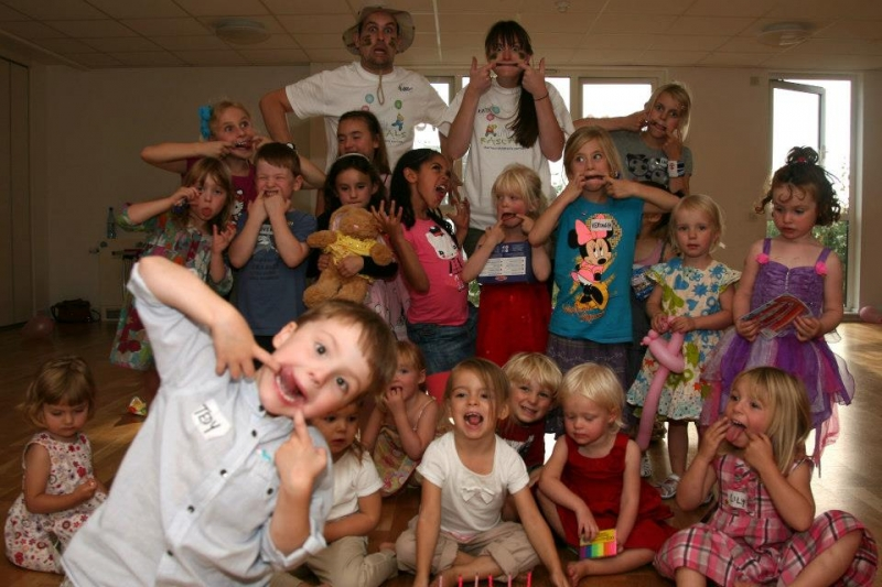 Jungle Explorer Party