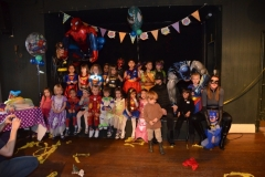 7th March 2015 - Superhero Group Shot